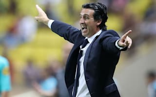 Emery: PSG need time to gel