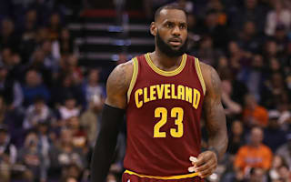Wall continues Wizards hot streak, LeBron helps Cavs