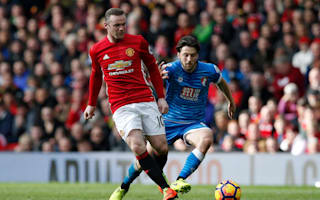 Mings stamps and Zlatan elbows, but Surman is sent off - Confusion reigns in Manchester United v Bournemouth