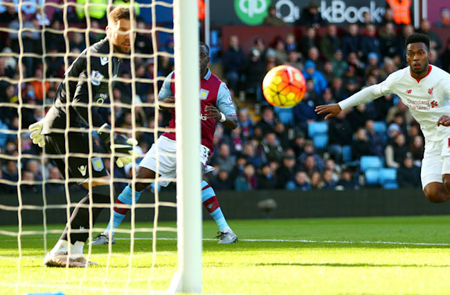 Aston Villa 0 Liverpool 6: Sturridge on target in Villa Park stroll