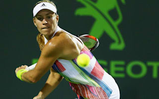 Kerber survives scare in Charleston, Mladenovic goes down in a thriller