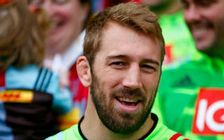 Robshaw grateful to 'incredible' O'Shea