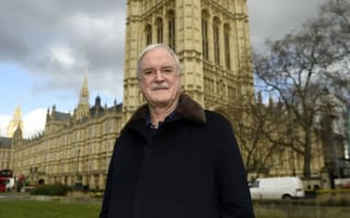 John Cleese: Trump supporters 'the stupidest people you have ever met'