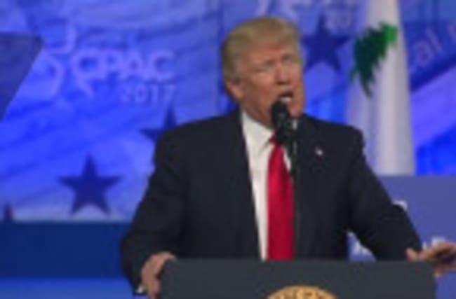 Trump takes victory lap at CPAC