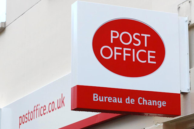 Switch your current account to Post Office and get £100