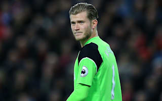 Mignolet tells Karius to move on from Liverpool axing