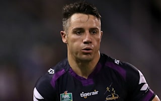 Outgoing Storm star Cronk rules out rugby union switch