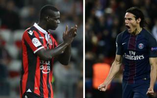 Paris Saint-Germain v Nice: Champions hunting down shock leaders
