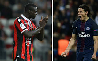 Paris Saint-Germain v Nice: Champions hunting down shock leaders