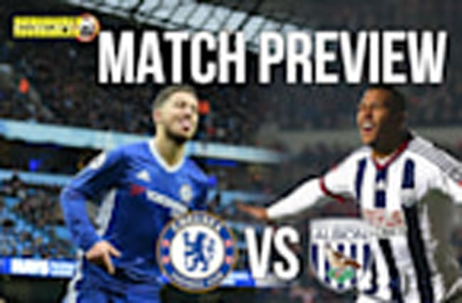 Chelsea vs West Brom - Premier League match preview