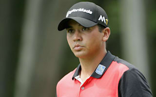 Walker, Streb lead as Day dazzles, McIlroy misses cut