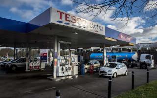 Supermarkets cut fuel prices by 2p per litre