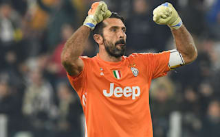 Buffon joins 600 club in Chievo v Juventus