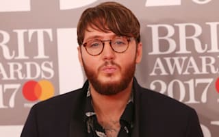 James Arthur still suffering from anxiety after glass attack