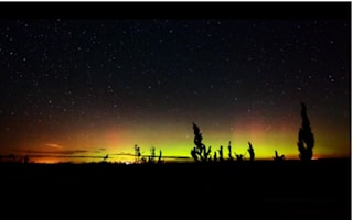 Video of the day: See the Northern lights and Milky Way