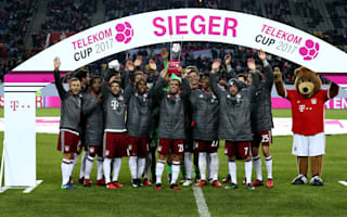 Bayern beat Mainz to win Telekom Cup