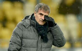 Gunes takes blame for Besiktas thrashing