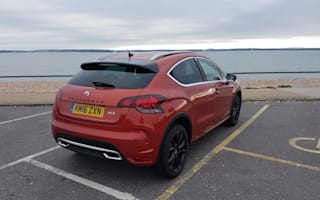 Living with the: DS 4 Crossback