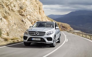 First Drive: Mercedes GLE 350d