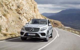 First Drive: Mercedes GLE 350d