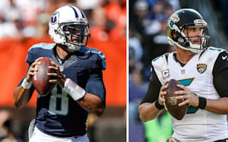 Your weekend starts here: Young guns meet in Titans-Jaguars