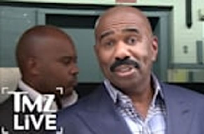 Steve Harvey Apologizes For Offensive Joke About Asian Men I TMZ LIVE