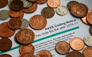 £1.1bn less tax recouped after cuts