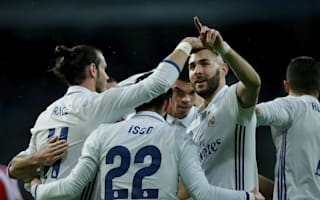 Bale, Benzema and Ronaldo is what I prefer - Zidane committed to Madrid front three