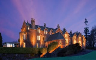 Andy Murray's hotel named most luxurious in Scotland