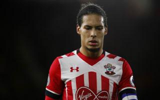 Van Dijk won't be sold, insists Southampton chairman