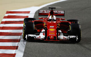 Vettel strikes Bahrain blow in burgeoning ding-dong battle with Hamilton