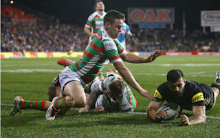 Mansour marks new deal with try as Panthers sink Bunnies