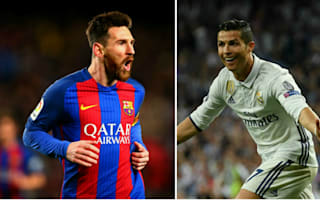 LaLiga glory for Ronaldo, Pichichi for Messi - how the great rivals compared in 2016-17