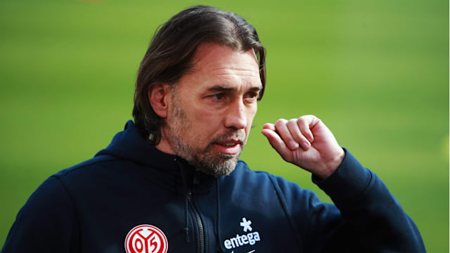Mainz parts ways with coach Schmidt after difficult season