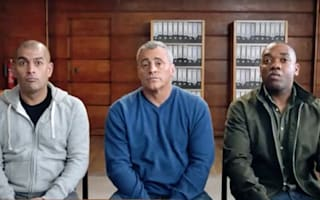 Matt LeBlanc snubs Chris Evans while talking about new Top Gear series