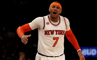 Carmelo Anthony wants to 'get away from everything'