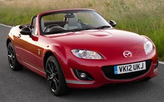 Mazda MX-5 rated Britain's most reliable car