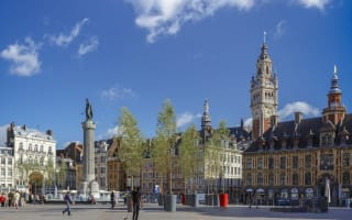 Win! A weekend break for two in Lille with GoEuro