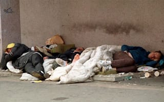 Homeless households increase by 25%
