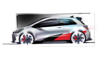 Toyota's return to WRC to spawn hot Yaris in 2017