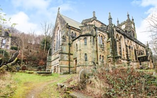 Huge gothic church for sale at just £150,000