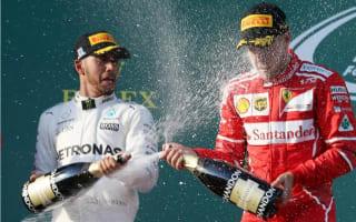 Hamilton: We've got a race on our hands