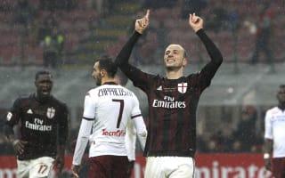 AC Milan 1 Torino 0: Antonelli strike maintains hosts' unbeaten run