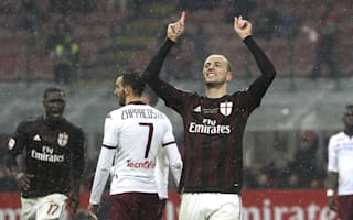 AC Milan 1 Torino 0: Antonelli strike maintains hosts' unbeaten run