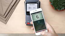 El pago móvil superará a las tarjetas de crédito en 2019