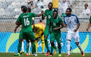 Rio 2016: Nigeria beat Honduras to bronze medal