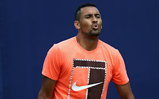 Kyrgios retires from Queen's, raises concerns for Wimbledon