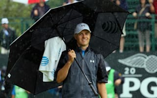 Spieth storms into US PGA contention