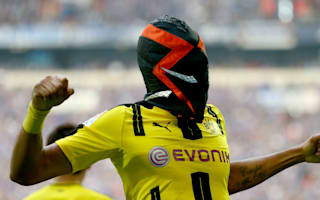 Aubameyang a mix of craziness and professionalism - Schmelzer