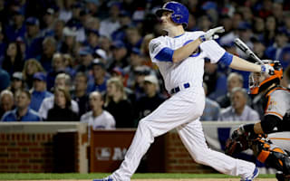 Cubs take 2-0 lead over Giants
